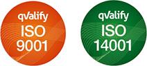 Kvalitet- och miljöcertifiering